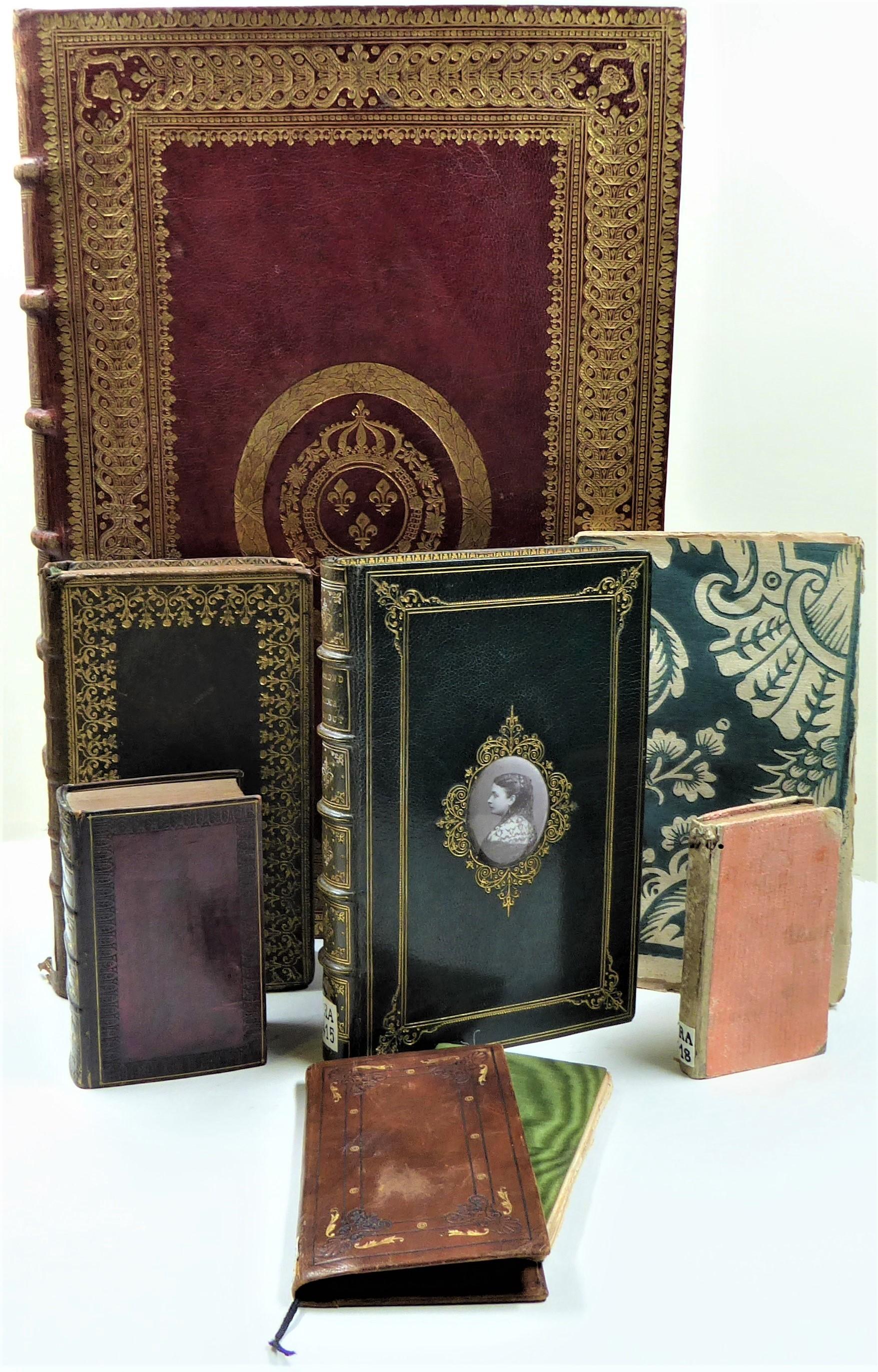 Exposition des livres anciens