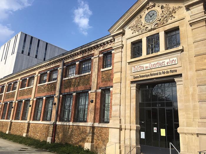 Journées du patrimoine 2020 - Visite guidée du Théâtre des Quartiers d'Ivry