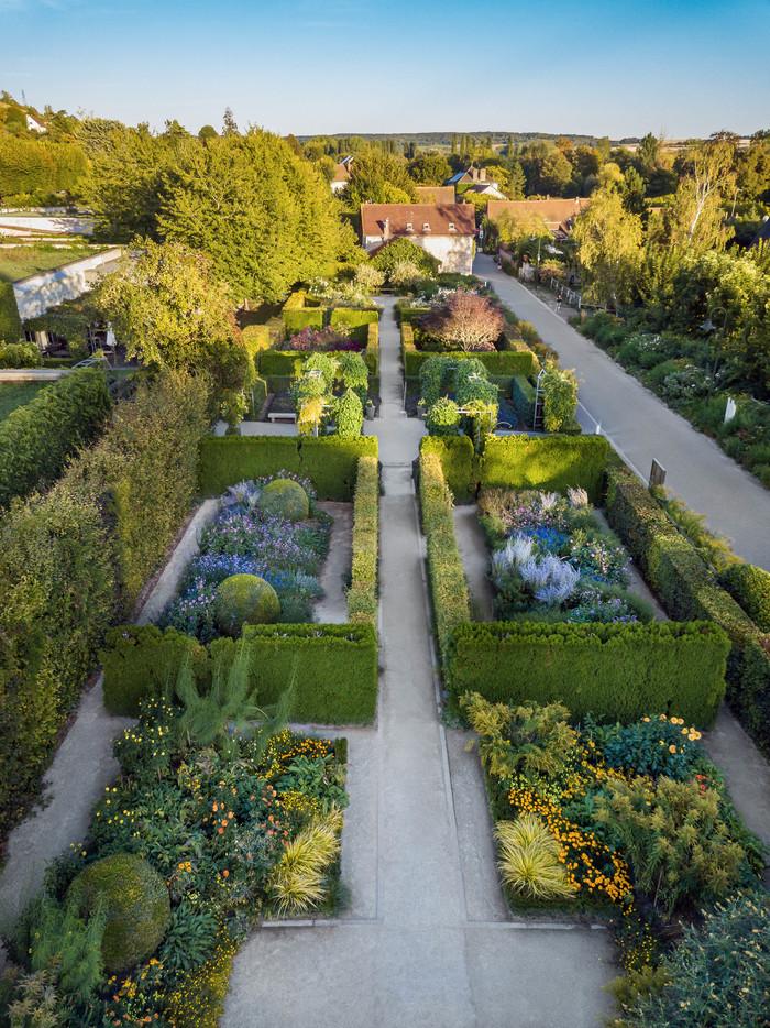 Journées du patrimoine 2019 - Visite guidée du jardin du musée des impressionnismes