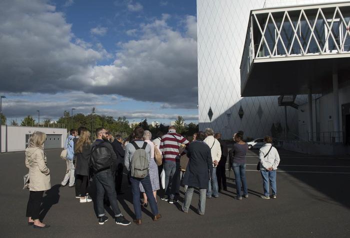 Journées du patrimoine 2019 - Visites guidées du site de Pierrefitte-sur-Seine