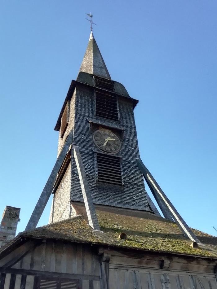 Journées du patrimoine 2020 - Visite libre du clocher Sainte-Catherine
