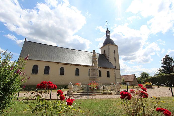 Journées du patrimoine 2019 - Visite libre de l'église Notre-Dame du Cercueil