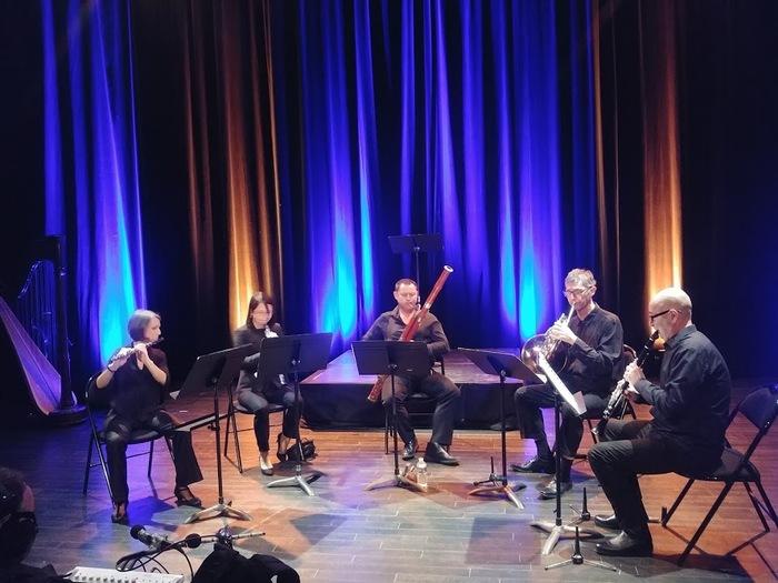 Journées du patrimoine 2019 - Quintette à vent «Mistral»