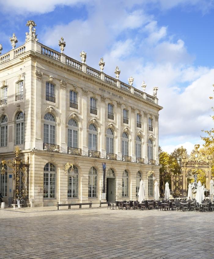 Journées du patrimoine 2019 - Visite libre du musée des Beaux-Arts de Nancy