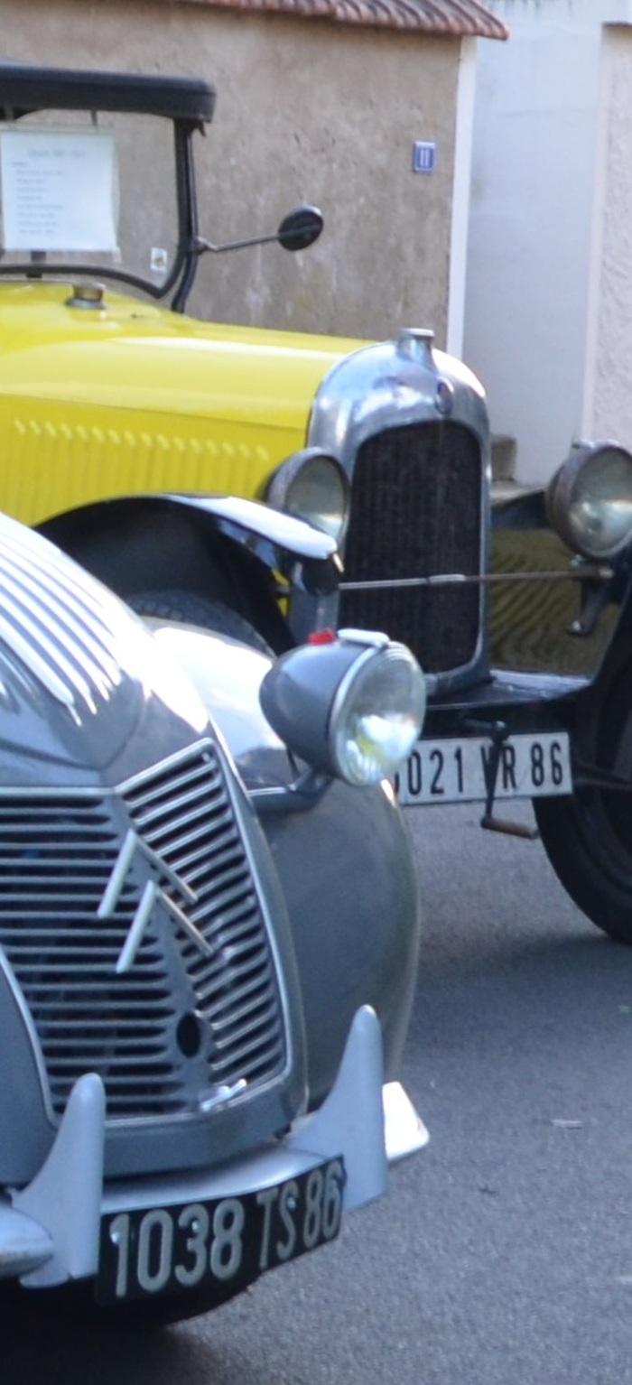 Journées du patrimoine 2020 - Exposition de véhicules anciens
