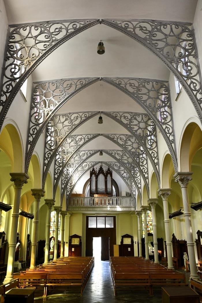 Journées du patrimoine 2020 - Visites de l'église et de l'exposition