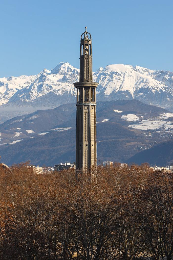 Journées du patrimoine 2019 - Parcours autour de la tour Perret