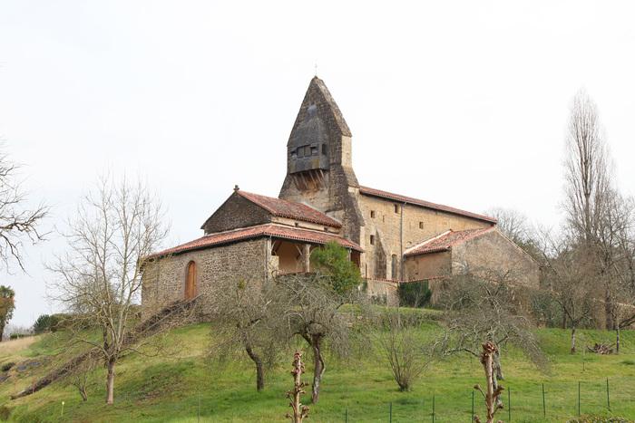 Journées du patrimoine 2020 - Visite libre d'une église fortifiée du XIIe siècle