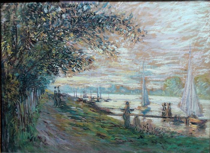Journées du patrimoine 2020 - Exposition « Le succès des peintres italiens à Paris au temps de l'Impressionnisme » à l'espace Gingko'Art