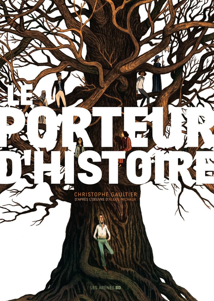 Journées du patrimoine 2020 - Exposition : Le Porteur d'Histoire