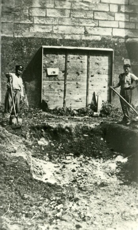 Journées du patrimoine 2019 - Visite guidée : août 1944, à la veille de la Libération, exécution au château de résistants