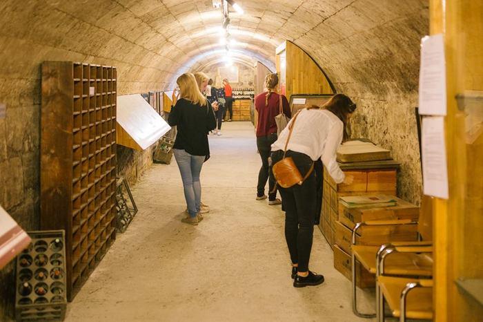 Journées du patrimoine 2019 - Découverte du Musée du Vin et du Négoce de Bordeaux