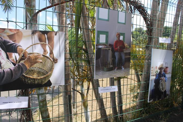 Journées du patrimoine 2019 - Les habitants de Piton des goyaves en image