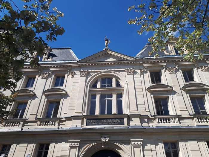 Journées du patrimoine 2020 - Visite commentée de l'Hôtel de l'Industrie