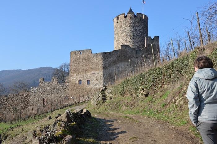 Journées du patrimoine 2019 - Visite guidée et commentée du château de Kaysersberg