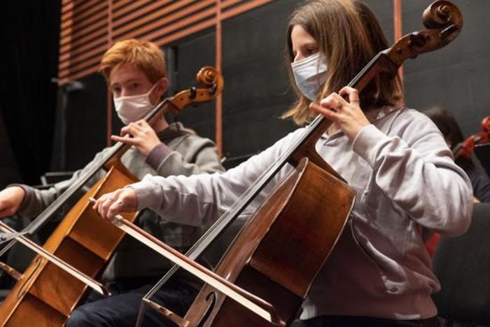 Scènes publiques du Conservatoire