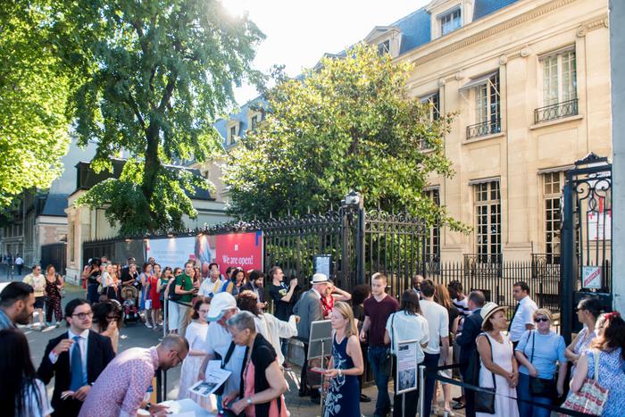 Journées du patrimoine 2019 - Visites guidées de l'Hôtel Mona Bismarck