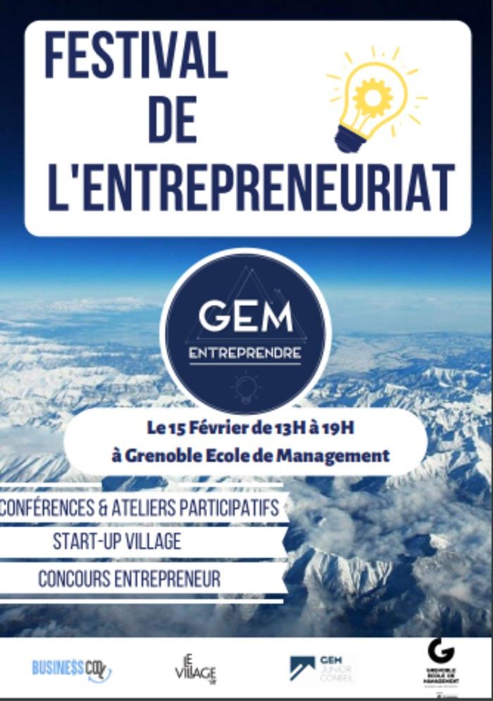 Festival de l'Entrepreneriat -15 Février 2020