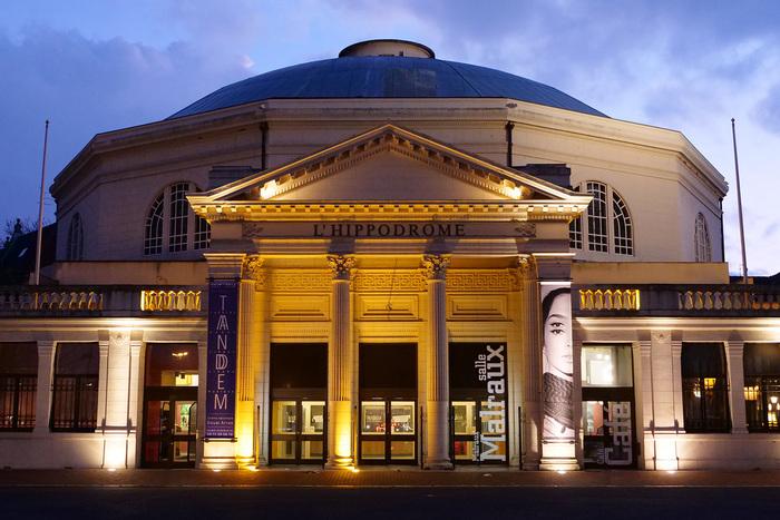 Journées du patrimoine 2019 - Visite guidée insolite - Hippodrome de Douai (TANDEM Scène nationale)