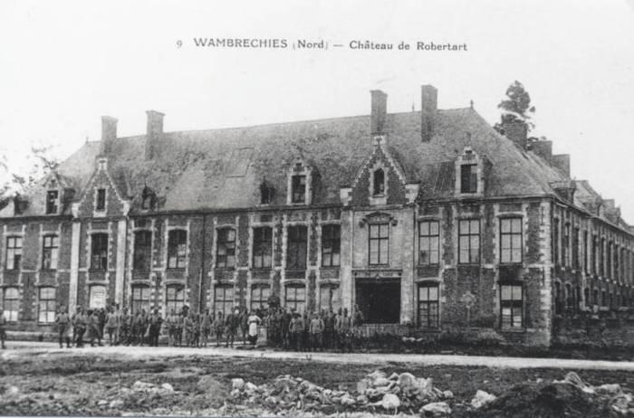 A la découverte de l'histoire du Château de Robersart