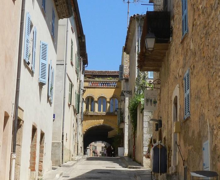 Journées du patrimoine 2020 - Visite guidée de Valbonne village