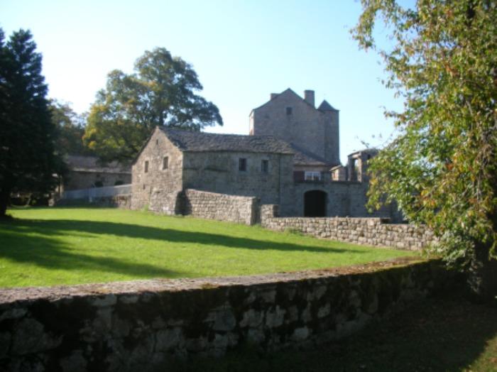 Journées du patrimoine 2019 - Visite des jardins de la maison forte du Panelier