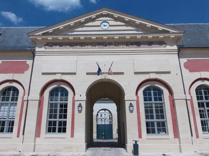 Journées du patrimoine 2019 - Visite guidée de la cour d'appel de Versailles