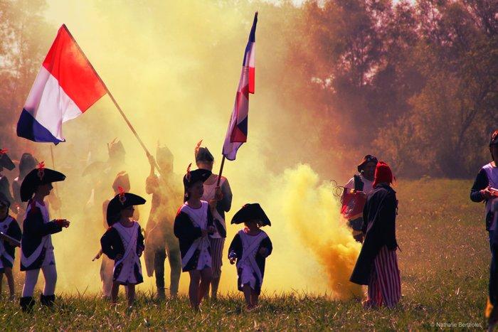 Journées du patrimoine 2020 - La bataille de Valmy : la victoire des Canons