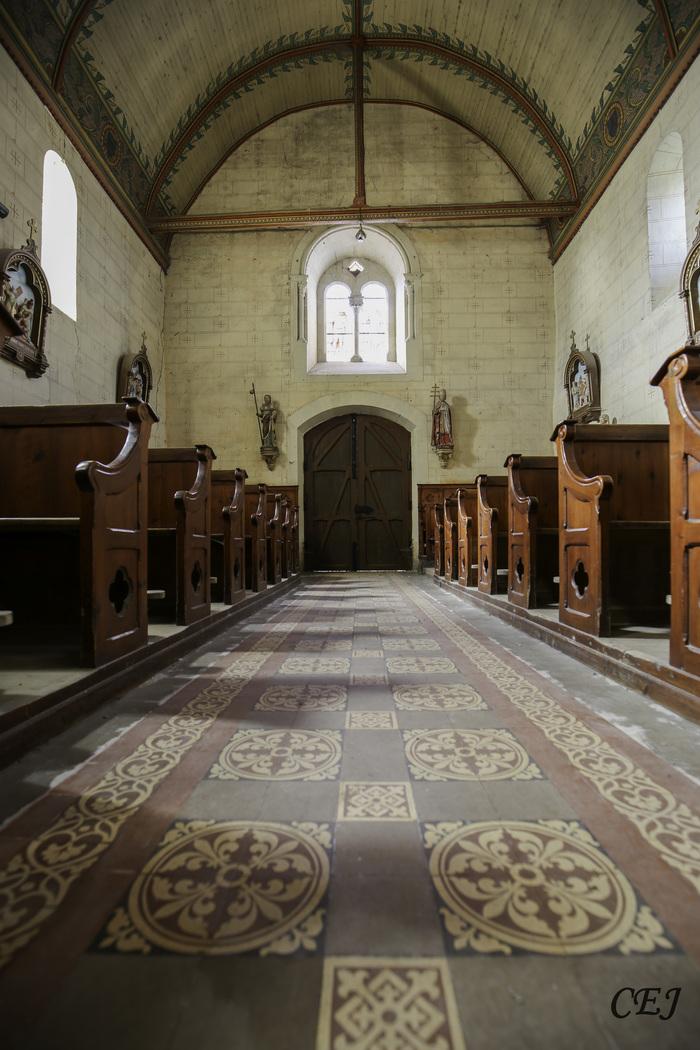 Journées du patrimoine 2019 - Eglise St Jacques