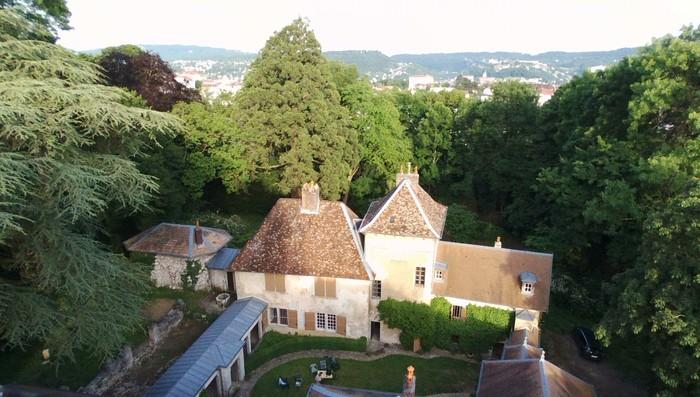 Journées du patrimoine 2019 - Portes ouvertes à La Grange Huguenet avenue de Montrapon à Besançon