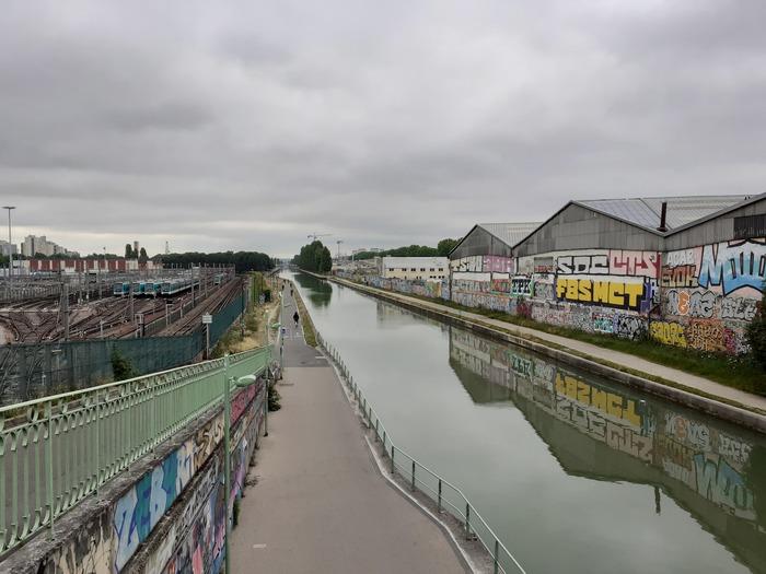 Journées du patrimoine 2020 - Balade urbaine sur le canal de l'Ourcq
