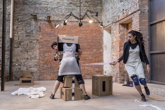 Journées du patrimoine 2019 - Spectacle de danse participatif, petites formes dansées