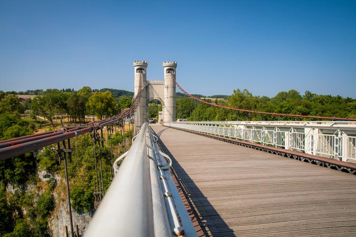 Journées du patrimoine 2019 - Visite guidée des Ponts de la Caille