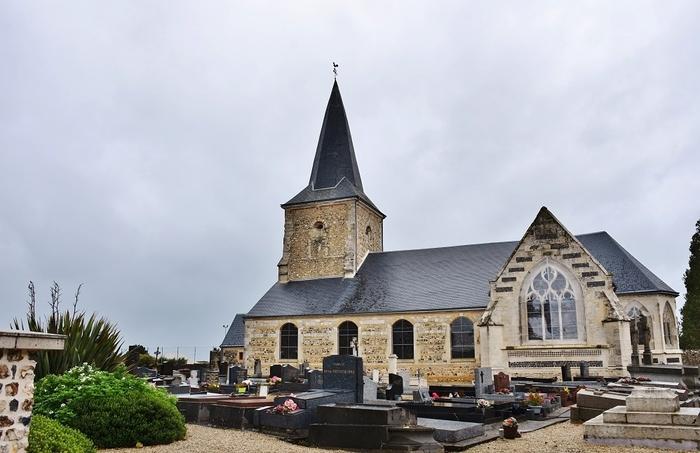 Journées du patrimoine 2019 - Visite libre de l'église Saint Nicolas