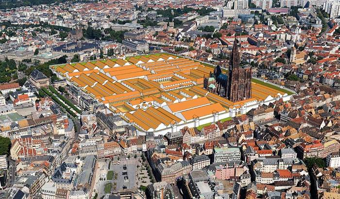 Journées du patrimoine 2020 - Strasbourg et l'antique : une visite «musée-ville» à vélo (2h)