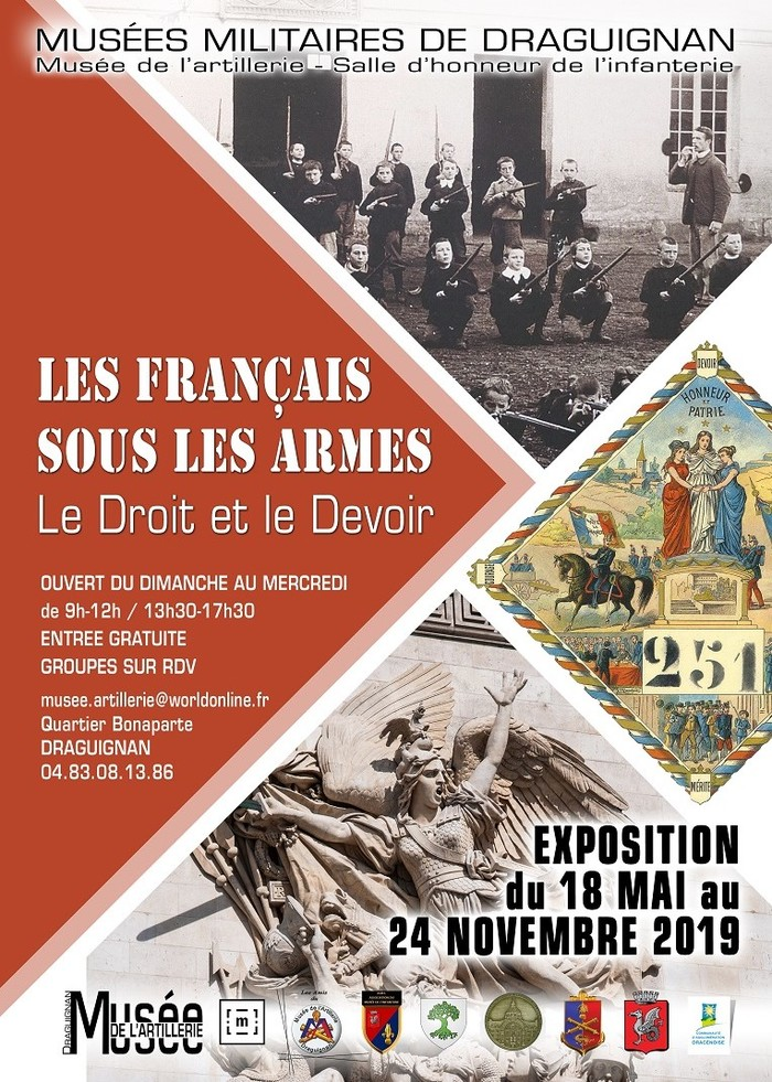 Journées du patrimoine 2019 - Exposition au Musée de l'artillerie
