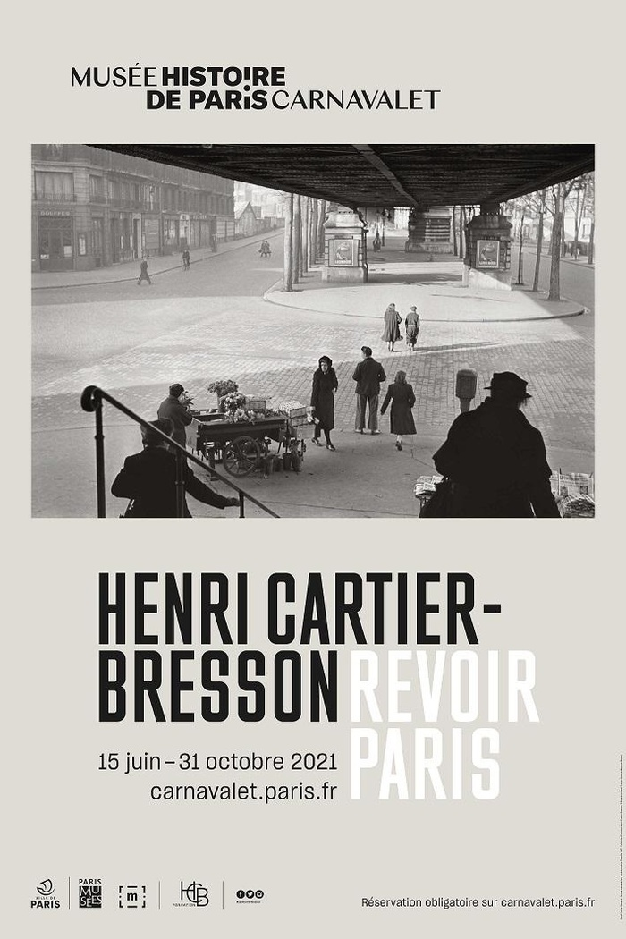 HENRI CARTIER-BRESSON par Frédérique DE LAURENS