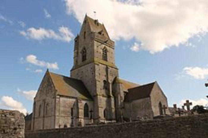 Journées du patrimoine 2019 - Visite guidée de l'église Saint-Médard et Saint-Gildard de Crépon