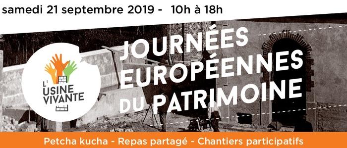 Journées du patrimoine 2019 - Visite historique de l'usine