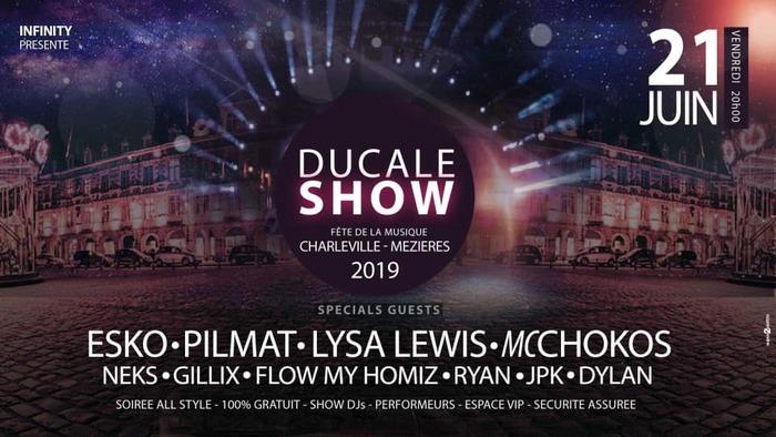 Fête de la musique 2019 - Ducale Show