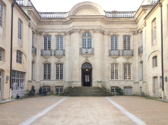 Journées du patrimoine 2019 - Visite libre de l'Hôtel Senecé