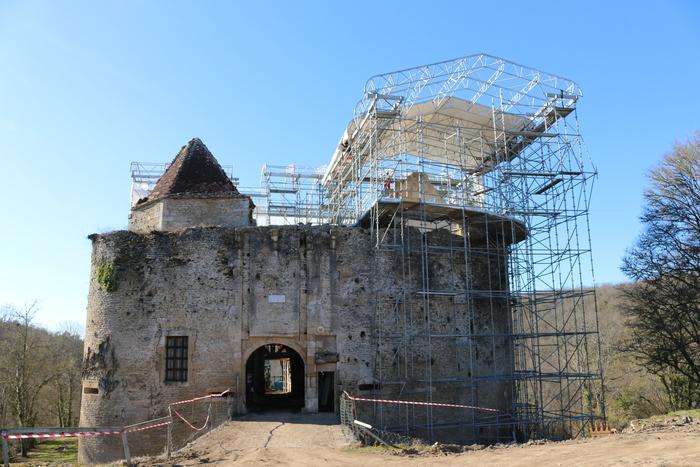 Journées du patrimoine 2019 - Visite autour du château de Rochefort
