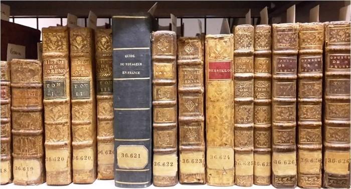 Journées du patrimoine 2019 - Visite de la bibliothèque universitaire des Fenouillères et de sa réserve patrimoniale