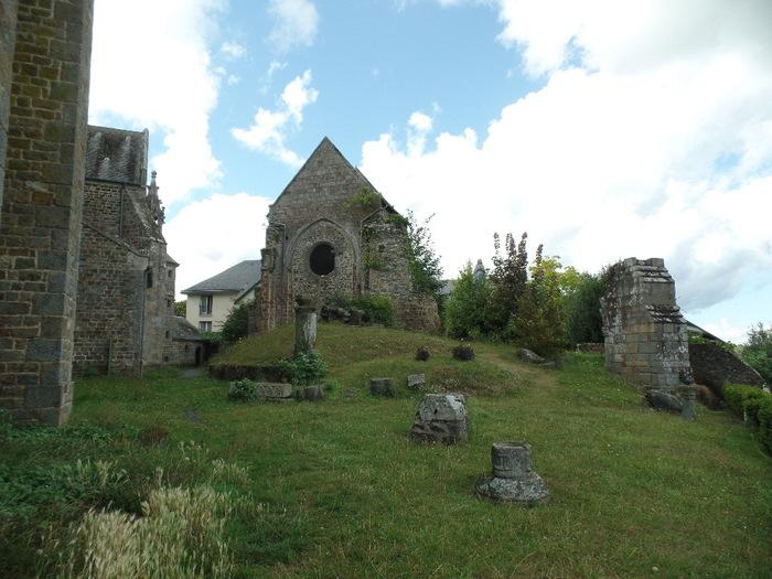 Journées du patrimoine 2020 - Visites commentées et animations à l'Eglise de Tinténiac