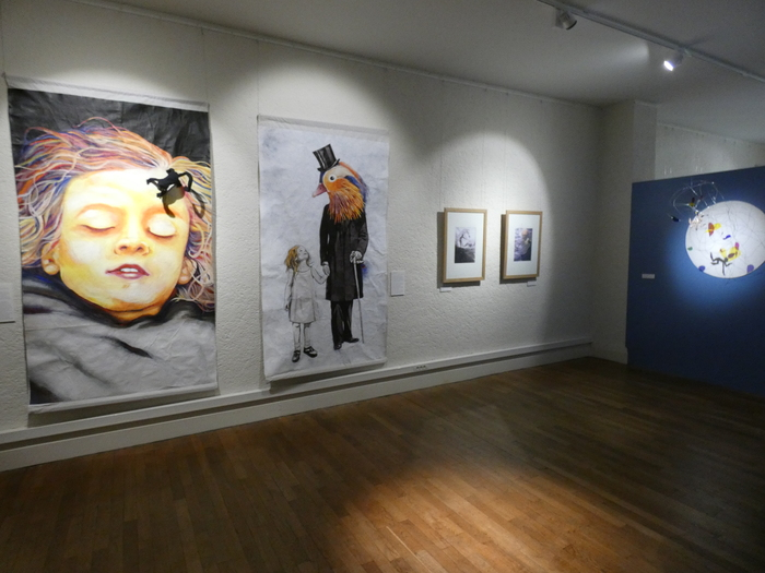Nuit des musées 2019 -LA CLASSE L'OEUVRE !