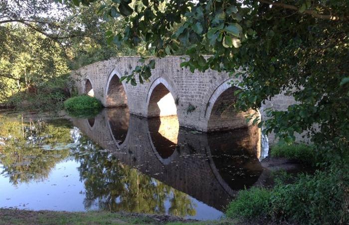 Journées du patrimoine 2019 - Traversez le pont de Preuil
