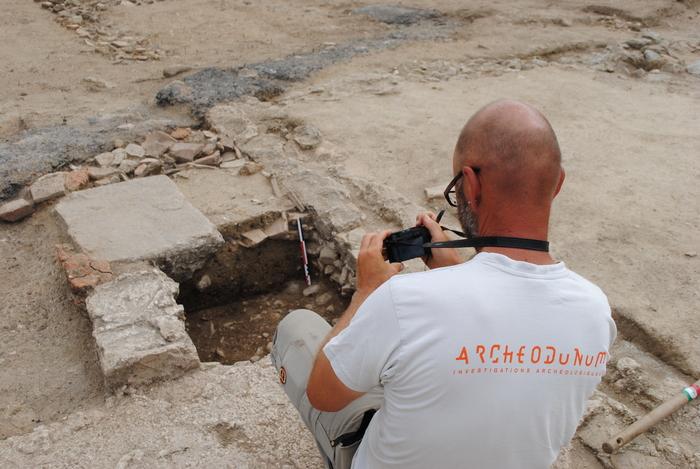 Journées du patrimoine 2020 - Visite de la fouille archéologique de Moingt