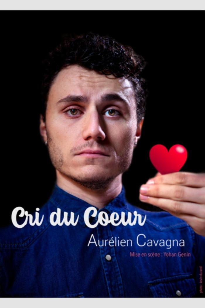 Aurélien Cavagna – 19 mars 2021 – Théâtre l'Inox