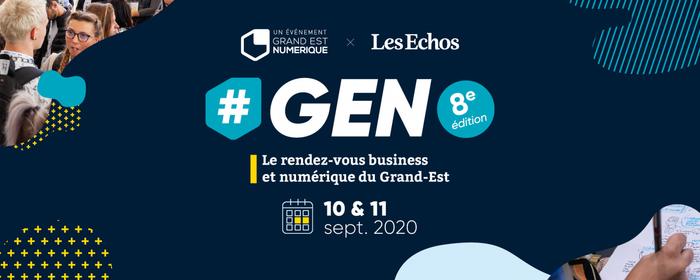 #GEN 2020 - 8e Édition