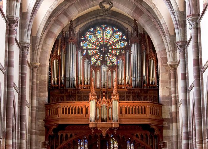 Journées du patrimoine 2019 - Découvrez l'orgue de tribune du facteur Joseph Merklin